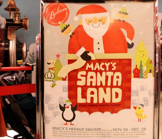 クリスマス直前のMacy\'sも24時間営業へ_b0007805_037444.jpg