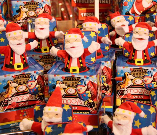 クリスマス直前のMacy\'sも24時間営業へ_b0007805_0453812.jpg