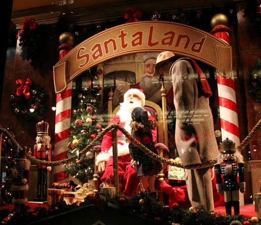 クリスマス直前のMacy\'sも24時間営業へ_b0007805_0463753.jpg