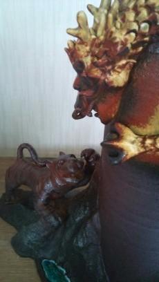 仏像彫刻2_e0126218_23123271.jpg