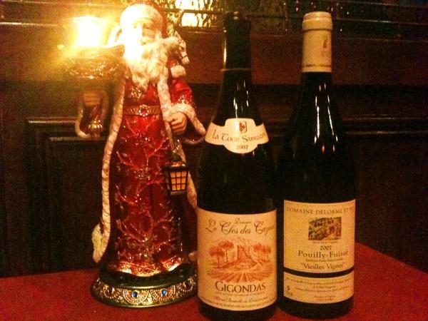 美味しいグラスワインがありまーす。_e0210422_153112.jpg