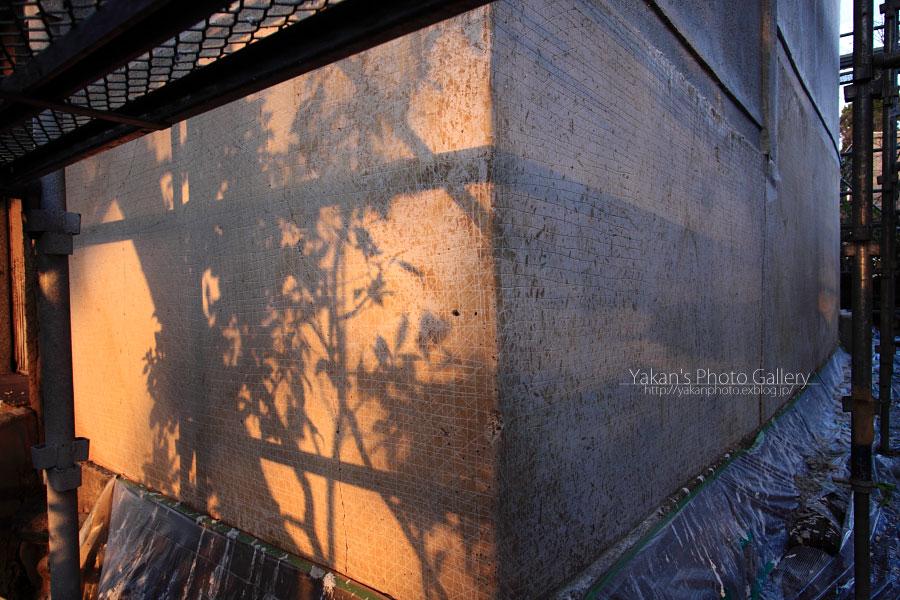 左官職人さんの手仕事 ~白壁の土蔵、日暈編~ 5月(年末年忘れUP)_b0157849_9233071.jpg