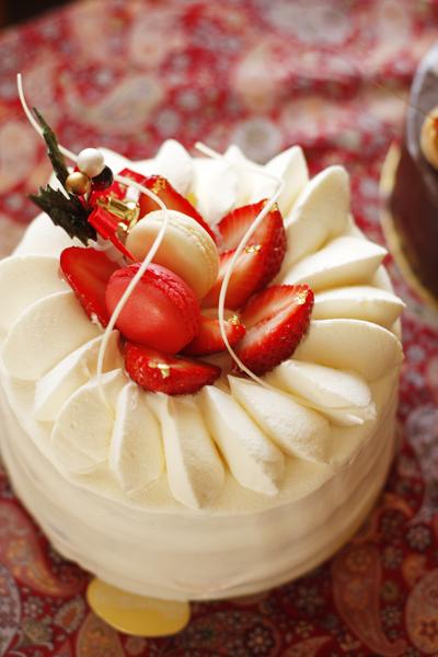 クリスマスケーキ再び_f0149855_15474310.jpg