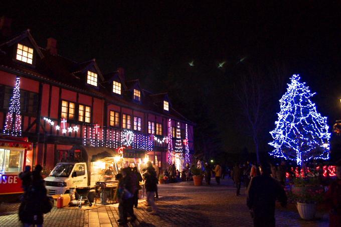 クリスマスイルミネーションの撮影_c0168669_1057264.jpg