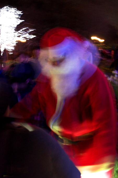 クリスマスイルミネーションの撮影_c0168669_1058890.jpg
