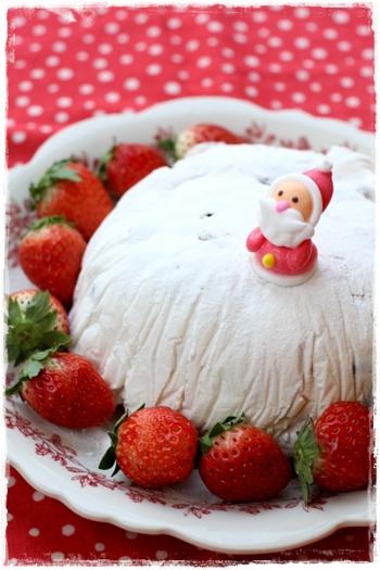 アイスケーキ☆ヘルシーブルーベリーチーズケーキ味_b0165178_2055779.jpg