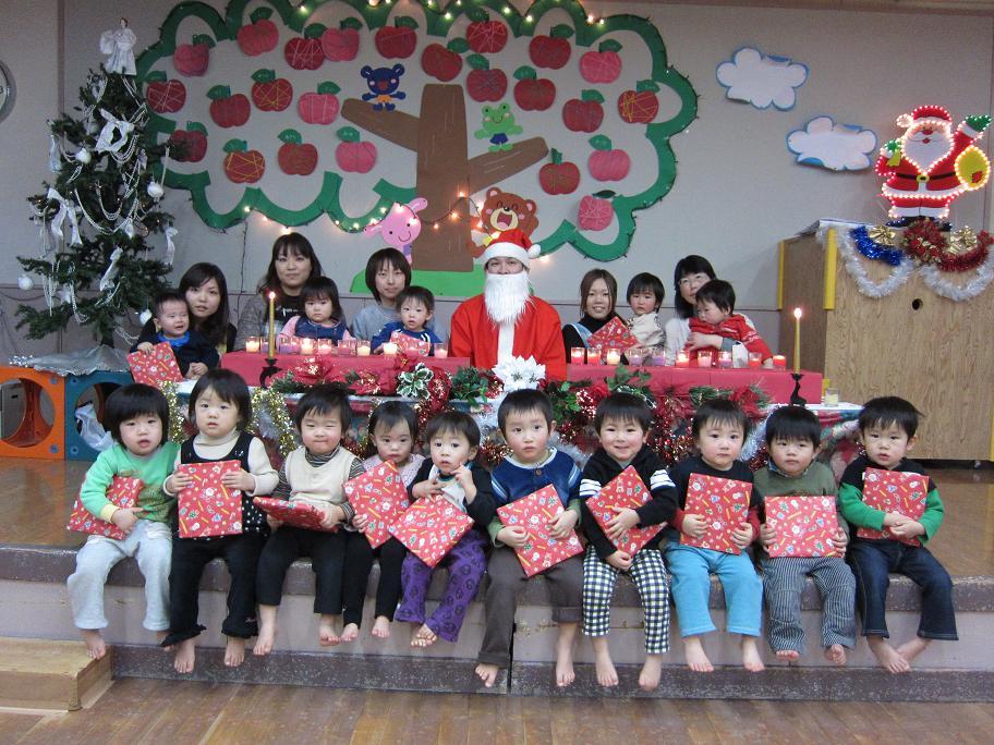 クリスマス会★★_f0195982_18173173.jpg