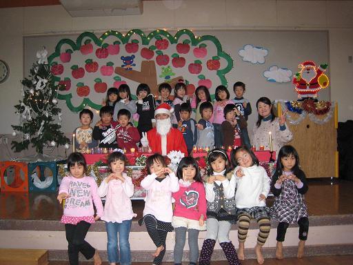 クリスマス会★★_f0195982_18201720.jpg