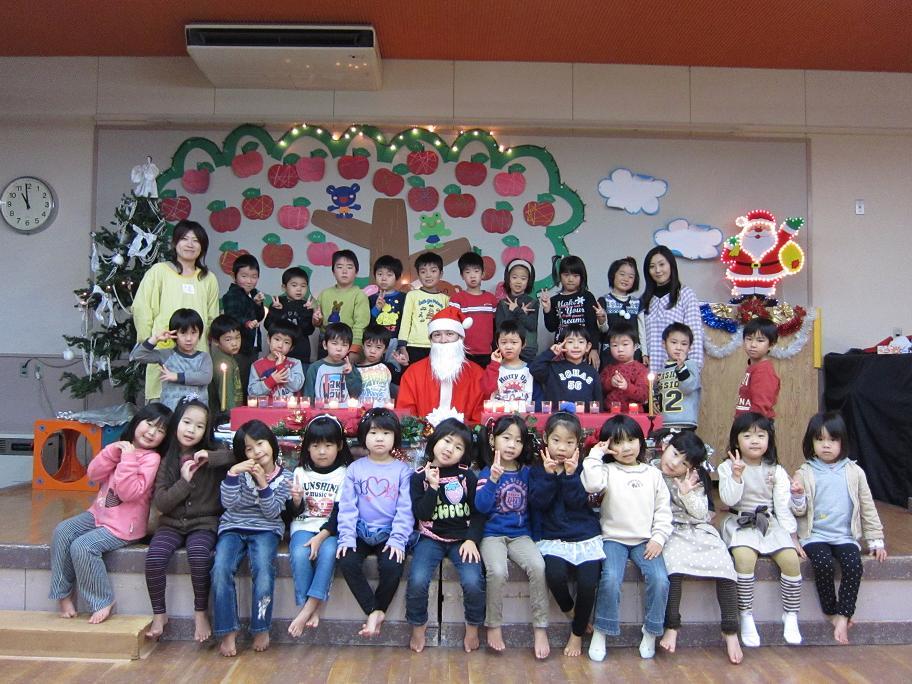 クリスマス会★★_f0195982_18314493.jpg