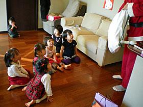 Christmas party@high-rise apartment_b0195783_12461989.jpg