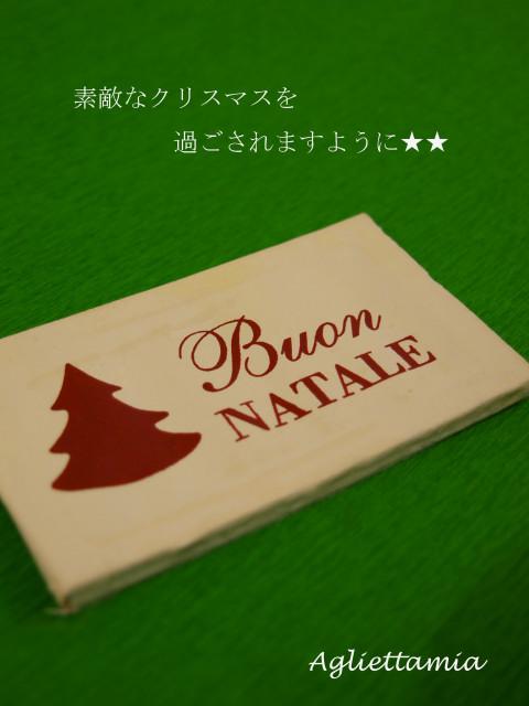 素敵なクリスマスを★★★ 家がプレゼントで溢れる・・・_c0179785_1634564.jpg