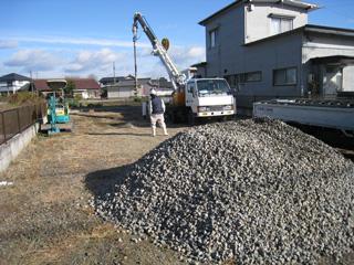 「和田の家」地盤改良_b0179213_1422745.jpg
