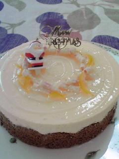 今年のケーキ_b0180617_6591711.jpg