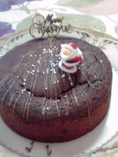今年のケーキ_b0180617_763677.jpg