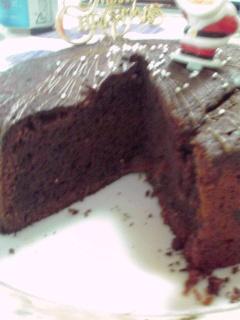 今年のケーキ_b0180617_771620.jpg