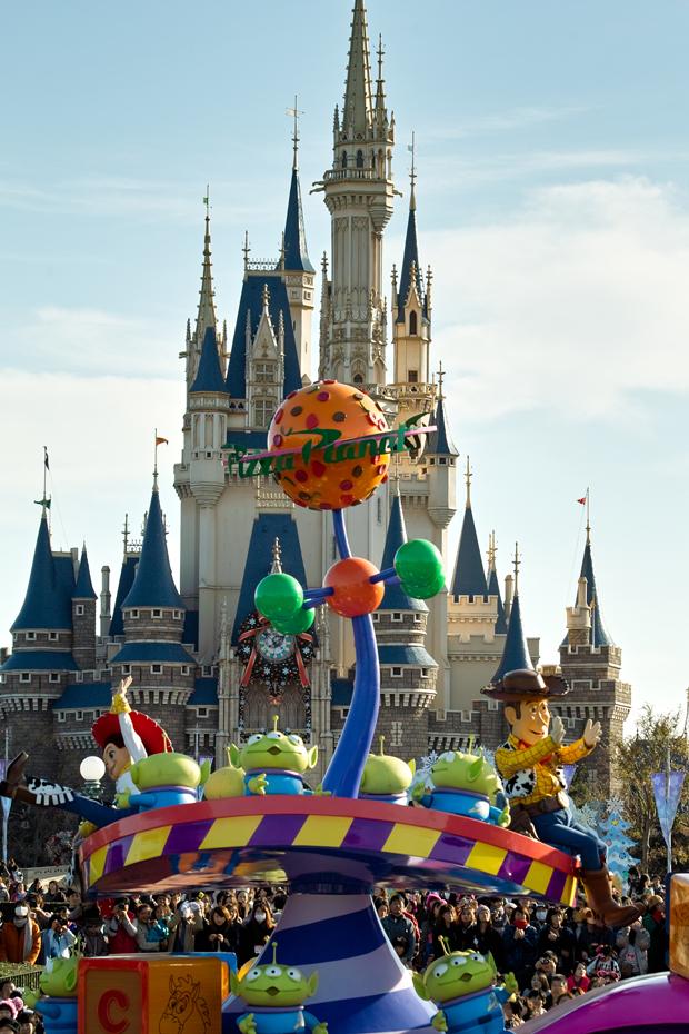 東京ディズニーランドのディパレード~ジュビレーション!その2~_c0223825_133537.jpg