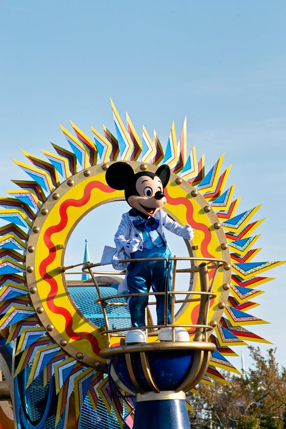 東京ディズニーランドのディパレード~ジュビレーション!その2~_c0223825_136224.jpg