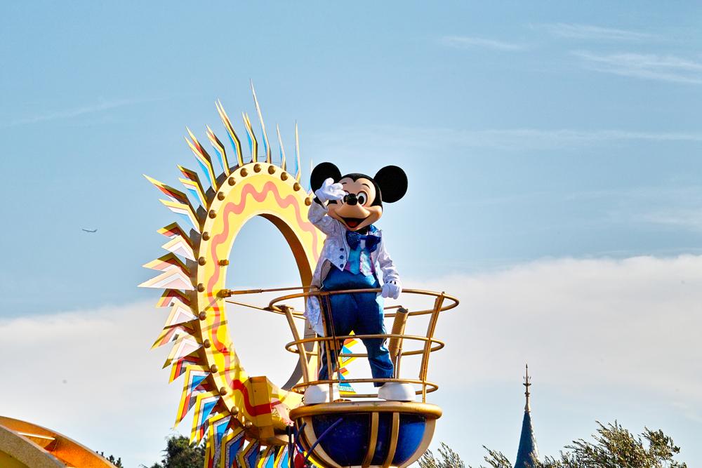 東京ディズニーランドのディパレード~ジュビレーション!その2~_c0223825_1522492.jpg