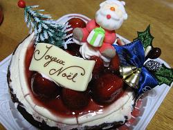 メリークリスマス♪_b0170834_6175548.jpg