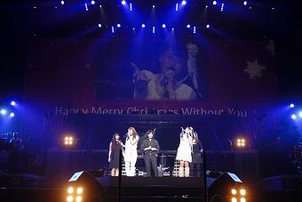 カンノヨーコ produce「マクロスF 超時空スーパーライブ Merry Christmas with out You」レポート_e0025035_1274026.jpg