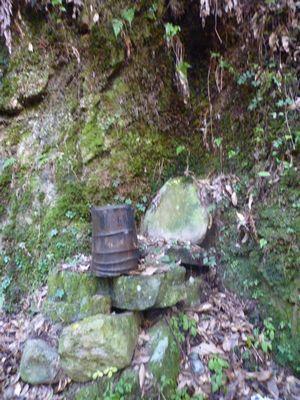 穂掛神社 にぎはやひの降臨した笠置山の麓 美しい渓流に聖地はあった_c0222861_18474176.jpg