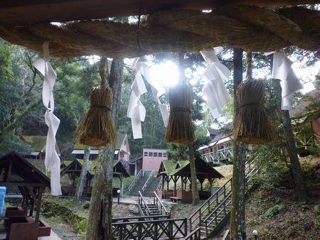 穂掛神社 にぎはやひの降臨した笠置山の麓 美しい渓流に聖地はあった_c0222861_1849629.jpg