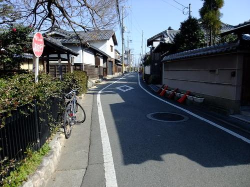 歴史街道サイクリング~大山崎往復60km~_d0174462_22143562.jpg