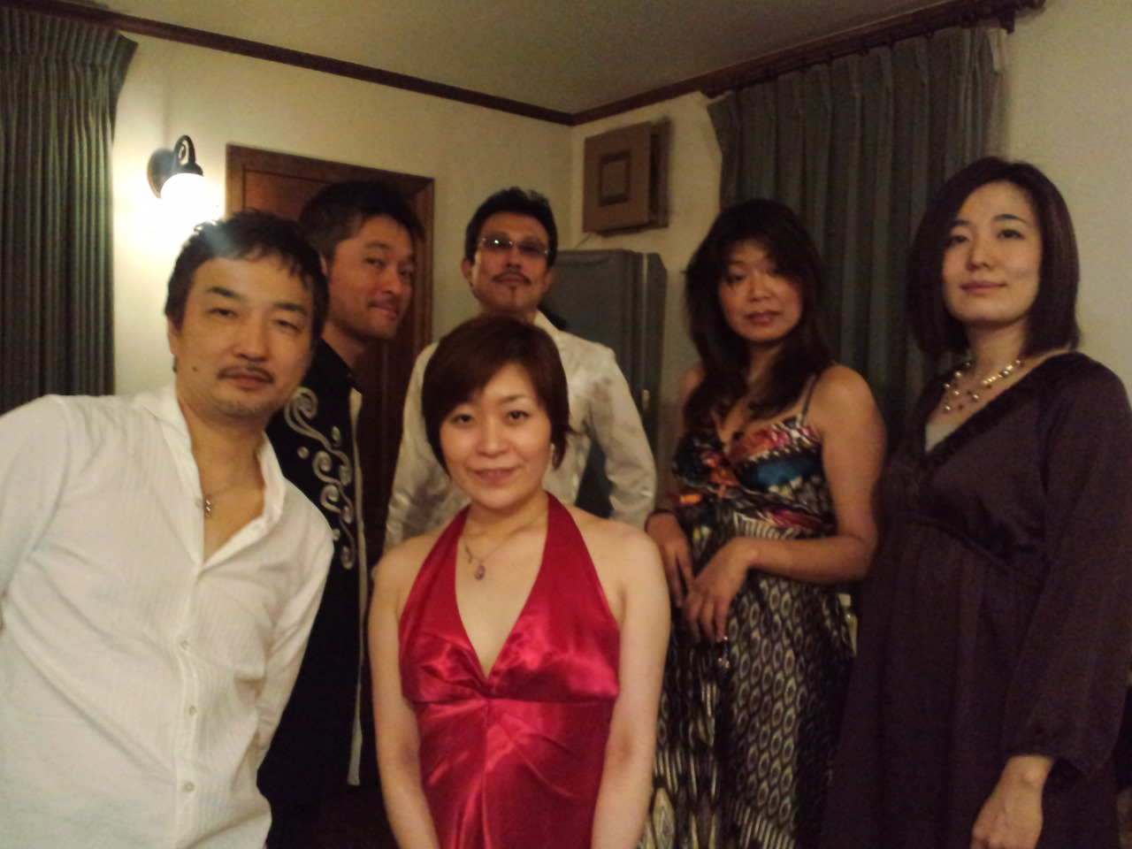 Spanish Connection&Flamenco Strings@大塚グレコ_b0131865_151633.jpg