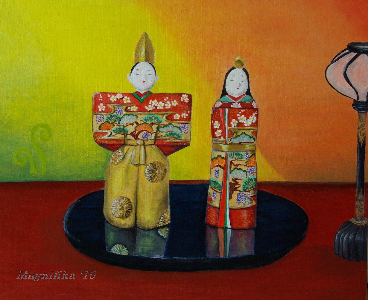 my gallery 24: 雛祭り Doll Festival ©_e0140365_1013172.jpg