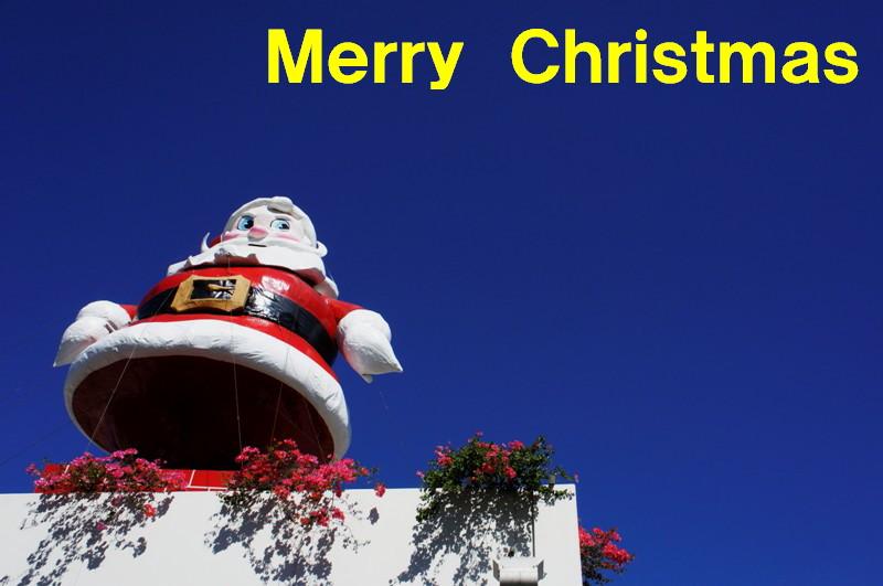 10年12月25日・Merry Xmas_c0129671_875986.jpg