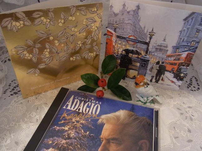メリー・クリスマス♪_d0127182_164269.jpg