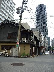 土山人 北浜 / 蕎麦_e0209787_13462012.jpg