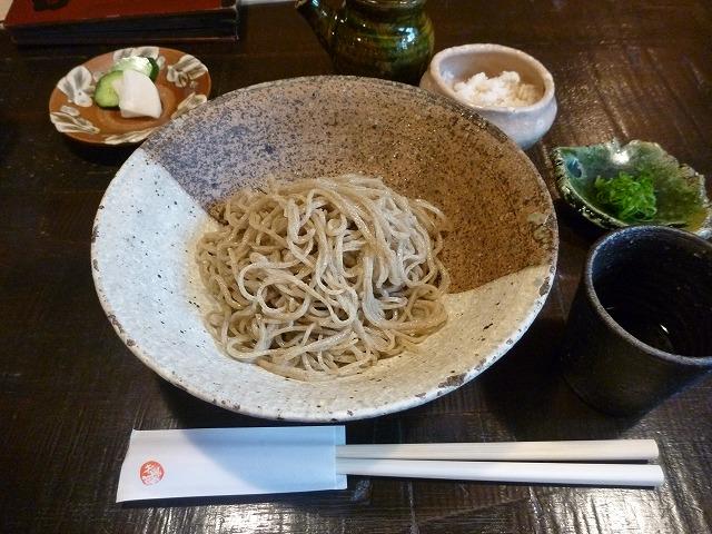 土山人 北浜 / 蕎麦_e0209787_13525641.jpg