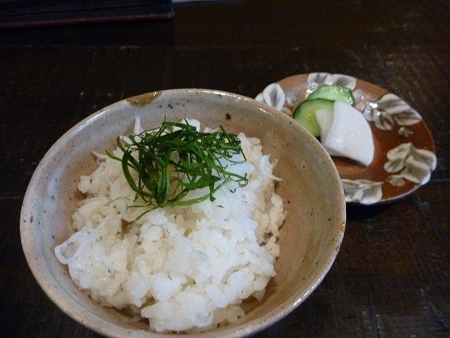 土山人 北浜 / 蕎麦_e0209787_13564723.jpg