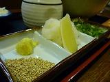 讃岐麺房 すずめ / うどん_e0209787_1556214.jpg