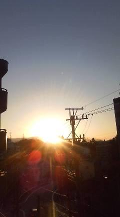 Xmasの朝日_b0206197_828401.jpg