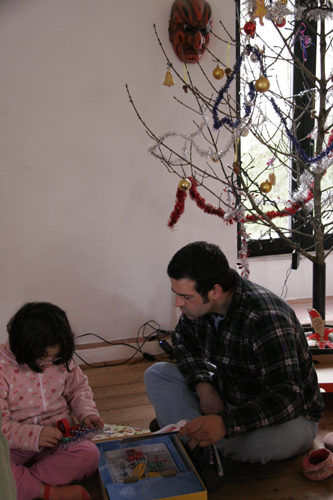 クリスマスの朝_f0106597_21155274.jpg
