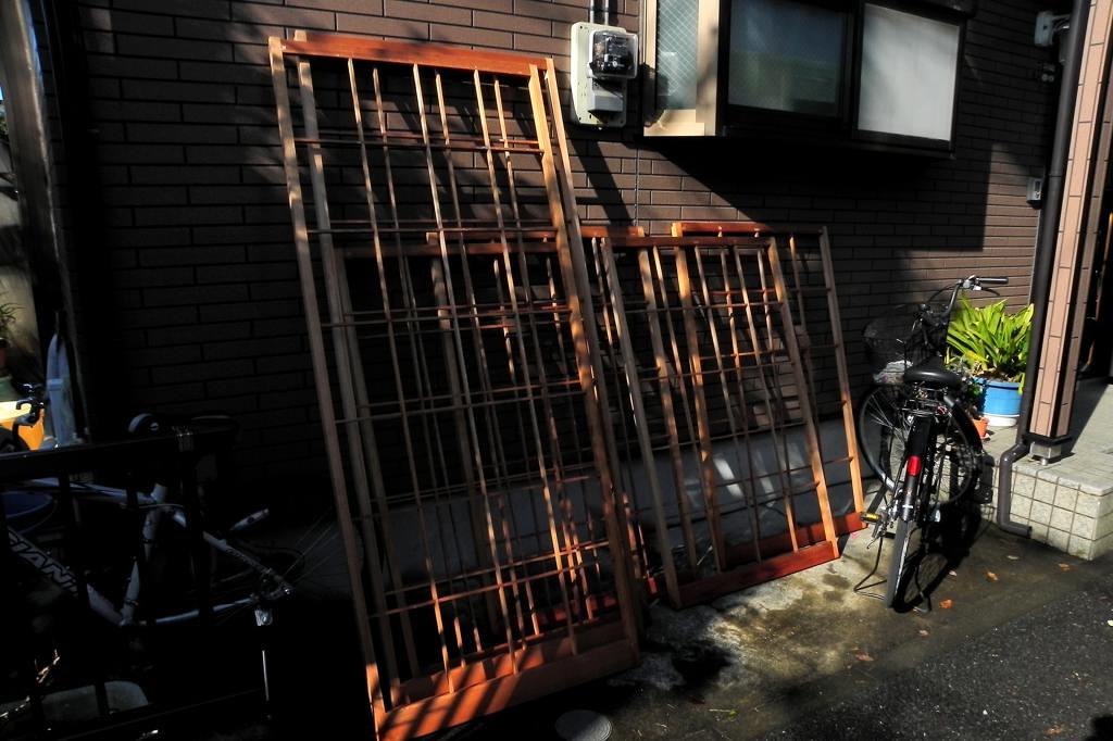 赤い鳥ベニマシコ♂/暮れの障子張り_b0024798_711559.jpg
