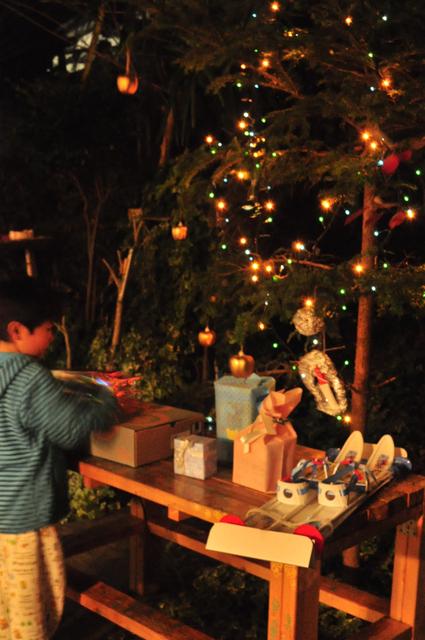 牛肉レンコンのお弁当とクリスマスプレゼント☆_b0171098_994790.jpg