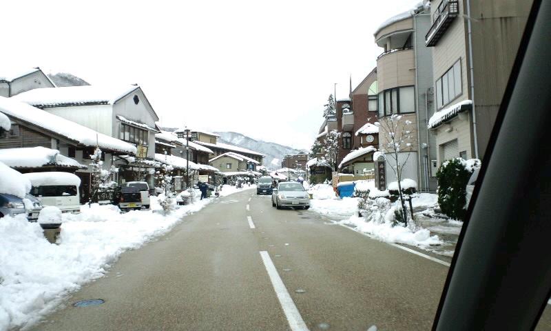 山中温泉 雪のぐあい_d0093903_18255183.jpg