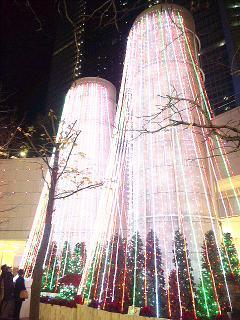 グラシアス・築地クリスマス_a0103940_0442987.jpg