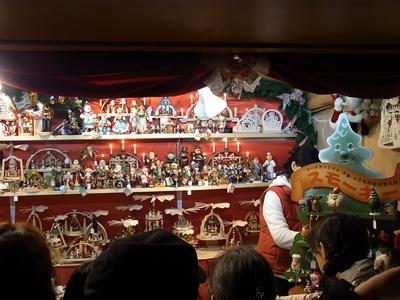 国際フォーラムクリスマスマーケット1