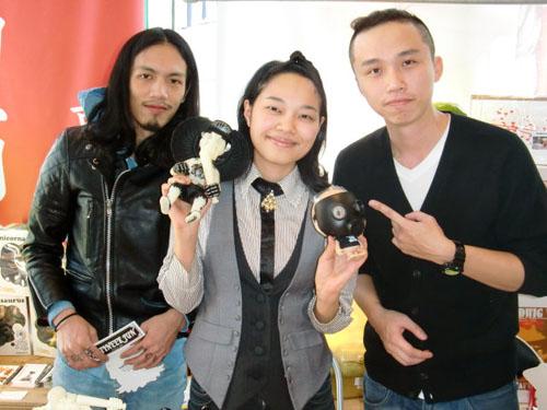 JunとShonのイベントにAyaさんが特別参加。_a0077842_820204.jpg