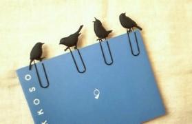 小鳥のクリップ!_c0157242_8583731.jpg