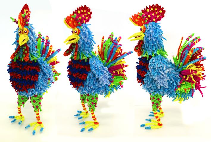 ABEFUJI REV 07 「chikenbird」_a0136846_16394434.jpg