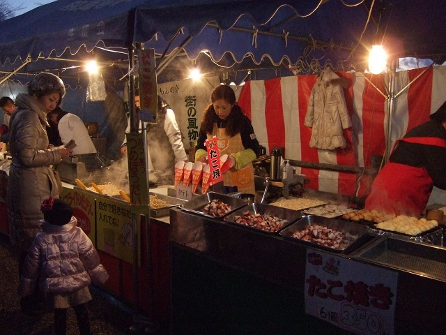 komachiイルミネーション祭り_b0095061_11532459.jpg