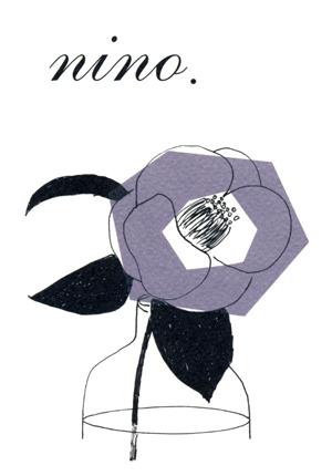 nino  冬のカード_f0184582_17484945.jpg