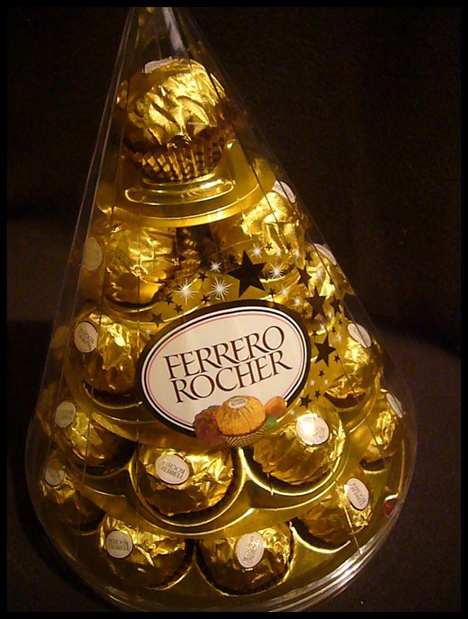 【チョコレート】FERRERO ROCHER・・・大好きなチョコレートなんだけど・・・(フランス)_a0014299_21123791.jpg