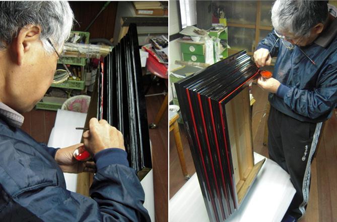 林幽寺のお厨子の修理 その17 須弥檀 2010.12.25_c0213599_1495542.jpg