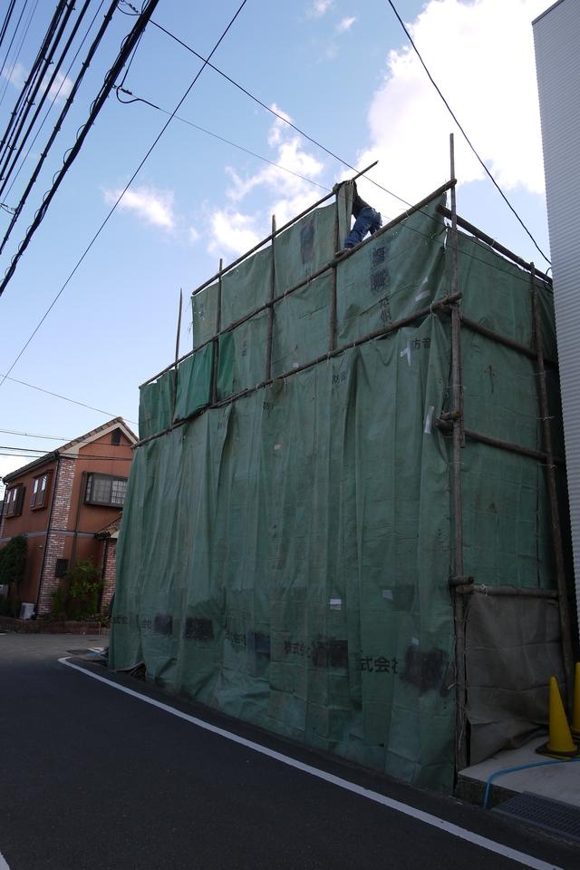 I邸アパ-ト解体工事_e0214805_6574460.jpg